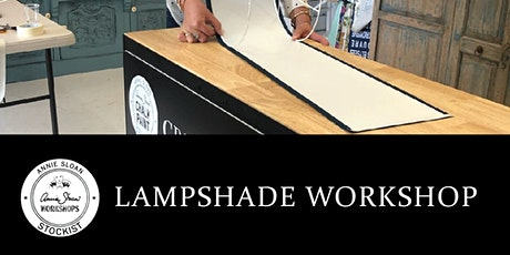 4 + Weeks of Wellness - Lamp Shade Making Workshop with Creative Alice tickets