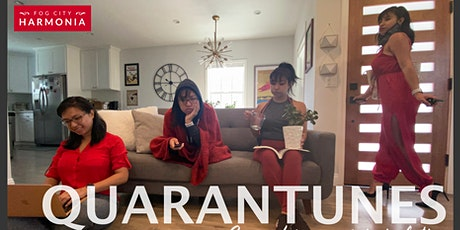 Quarantunes: Songs for a year in isolation Tickets