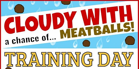 Sherman: Cloudy with a Chance of Meatballs Training tickets