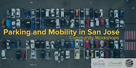 San Jose Workshops: Parking & Transportation Demand Management Standards tickets