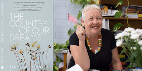 Author Talk: Dr Mary O'Connell - The Country of Our Dreams IN PERSON/ONLINE tickets