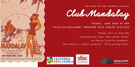 Club Mandalay presents Ullalim-Sugilanon tickets