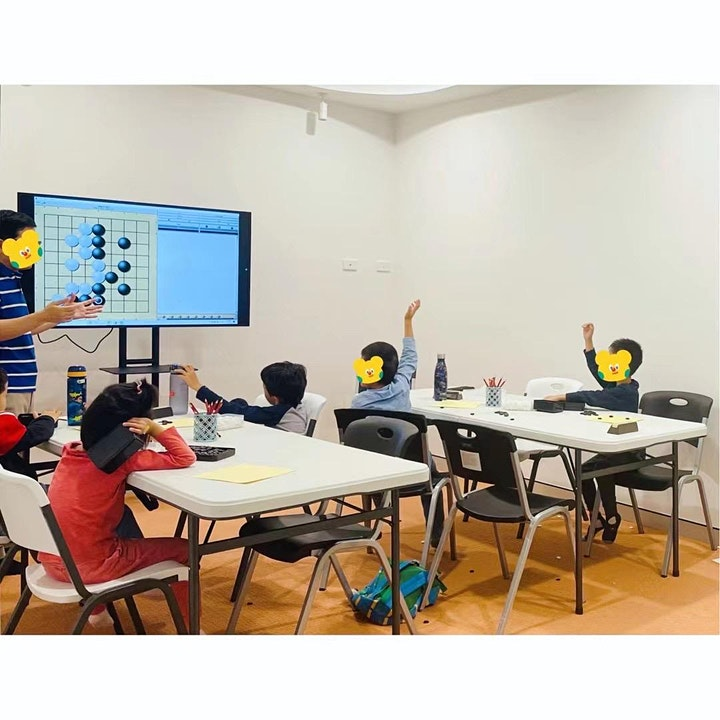 Kids Beginner Level Go Class School Holiday (2hours) Chatswood image