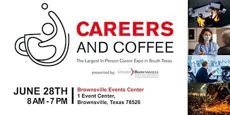 Careers & Coffee tickets