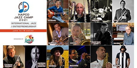HAPCO Summer Jazz Camp tickets