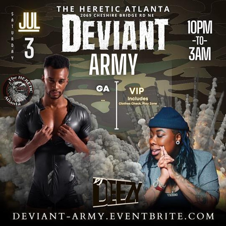 """Deviant """"ARMY"""" image"""