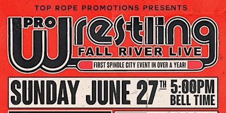 Fall River Return tickets