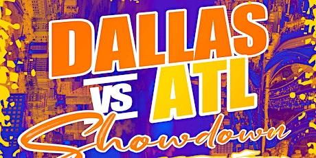ATL vs Dallas tickets
