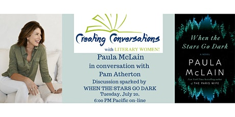 Creating Conversations with Literary Women Welcomes Paula McLain tickets