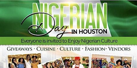 8th Annual Nigerian Day Festival in Houston Festiv tickets