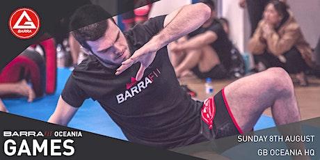 Barra Fit Oceania Games 2021 tickets