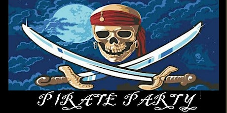 Pirate Party Night tickets