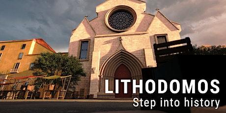 Lithodomos - create amazing experiences! tickets