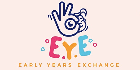 Early Years Exchange 2022 tickets