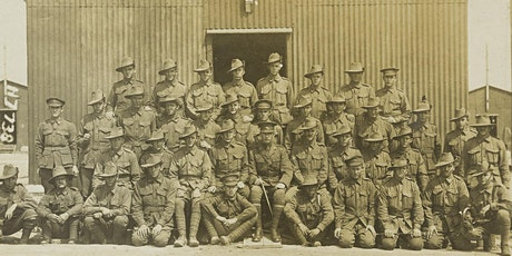 Anzac Square Memorial Galleries Talk Series: Stories of the 42nd Battalion tickets