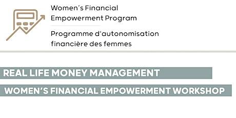Real-Life Money Management Workshop tickets