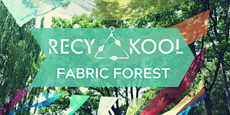 Fabric Forest – Recy'kool Art Installation tickets