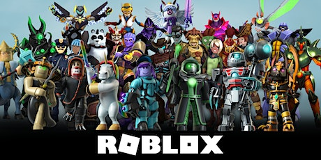 Roblox - Introduction to coding and game development tickets