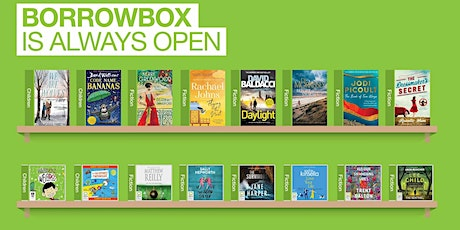BorrowBox eBook and eAudio Workshop (in Randwick) | IN PERSON tickets