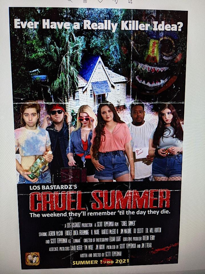 World Premiere screening of Los Bastardz's Cruel Summer image