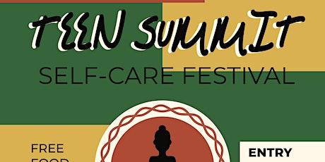 Teen Summit Self-Care Festival tickets