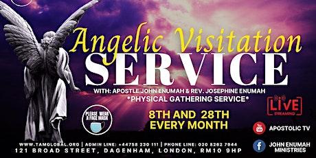 Angelic Visitation Service tickets