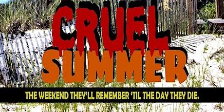 World Premiere screening of Los Bastardz's Cruel Summer tickets