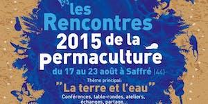 Rencontres 2015 de la Permaculture