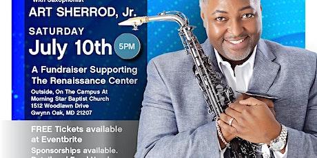 The Renaissance Center 20th Anniversary Jazz Concert with Art Sherrod, Jr tickets