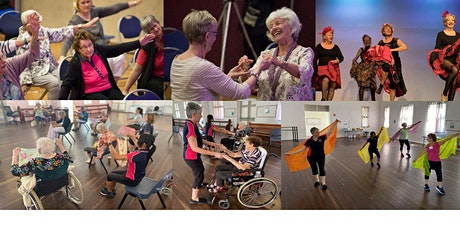 MOVE MAKERS  - Leading Dance for Older People for Health & Wellbeing tickets