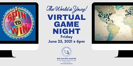 The World is YourZ: Virtual Game Night! tickets