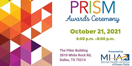 2021 PRISM Awards tickets