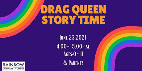 Drag Queen Story Time tickets