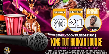 KING TUT ITS UP THURSDAY tickets