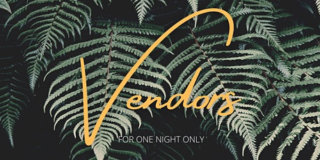 Vendors  Only tickets