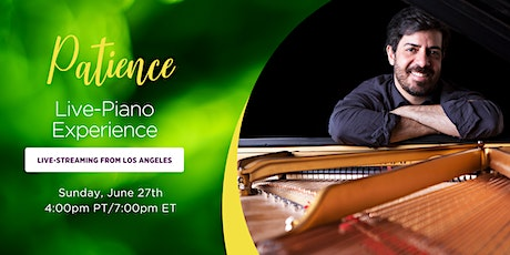 MindTravel Virtual Live-Piano Journey Exploring Patience tickets