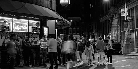 Hunt's Photo Walk: The North End at Night tickets