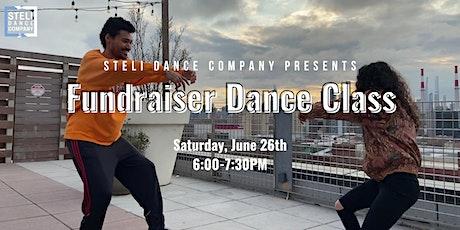 SteLi Fundraiser Dance Class tickets