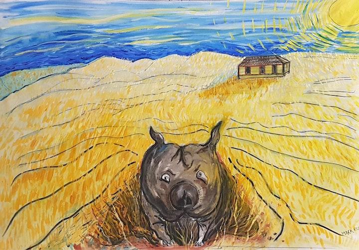 Van Gogh Colours and Creativity Unlocked image