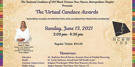 The Virtual Candace Awards tickets