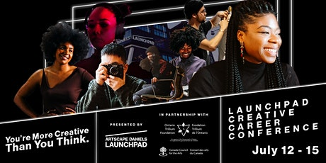 Artscape Daniels Launchpad Creative Career Conference tickets