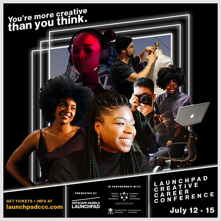 Artscape Daniels Launchpad Creative Career Conference image