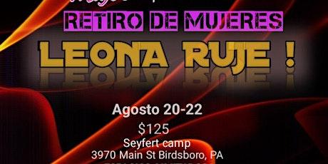 Leona Ruje ! tickets