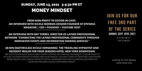 Generational Wealth 101(GenWealth101) For Latina/o/x Community (3 days) tickets