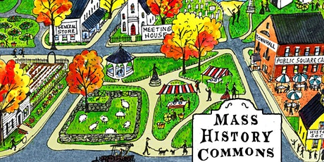 Cafe on the Commons: Preserving History tickets