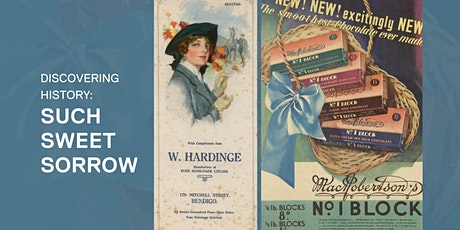 Discovering History: Such Sweet Sorrow tickets
