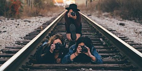 Photography Workshop -  Winter school holidays tickets