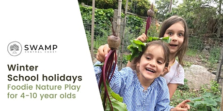 Foodie Nature Play School Holiday Session tickets