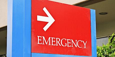 Influencing Care : Kaiser SF Geriatric Emergency Dept Advisory Council tickets