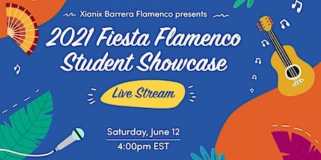 Fiesta Flamenca Student Showcase 2021 tickets